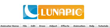 Lunapic programma online per modificare foto con effetti for Effetti foto online