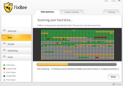 fixbee,file spazzatura,ottimizzazione,deframmentazione,manutenzione,windows