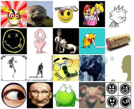 Raccolta di avatar animati per msn da scaricare gratis