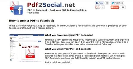 pdf,social,condivisione pdf,condividere file,