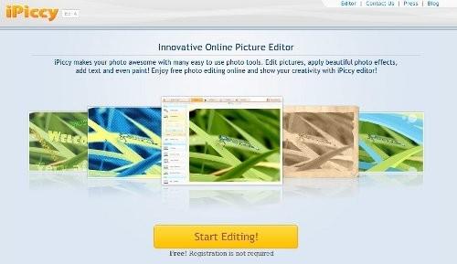effetti,effetti speciali,editor,editori di immagini,gratis,ipiccy