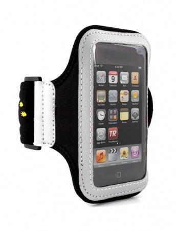 fascia braccio, iphone, iphone 4, proporta, sport, accessori