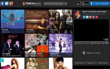 programmi, ascoltare musica, gratis, online,