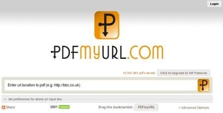 pdf,pagine web,salvare,convertire,gratis,programma
